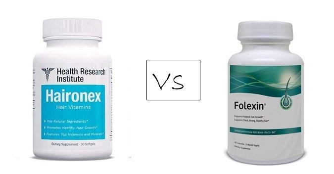 Haironex vs Folexin
