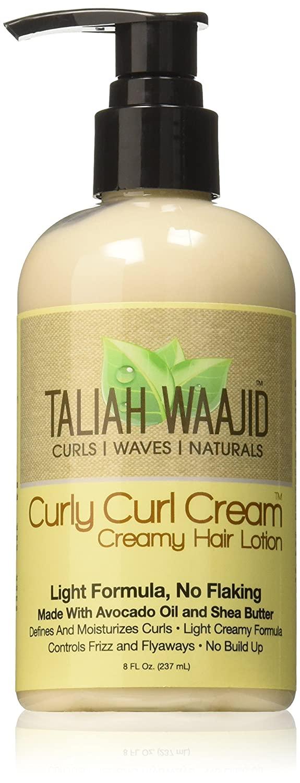 Taliah Waajid Curl Cream