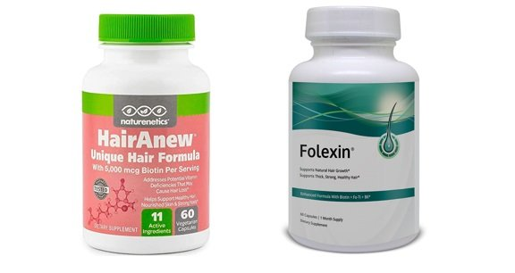 Folexin vs HairANew