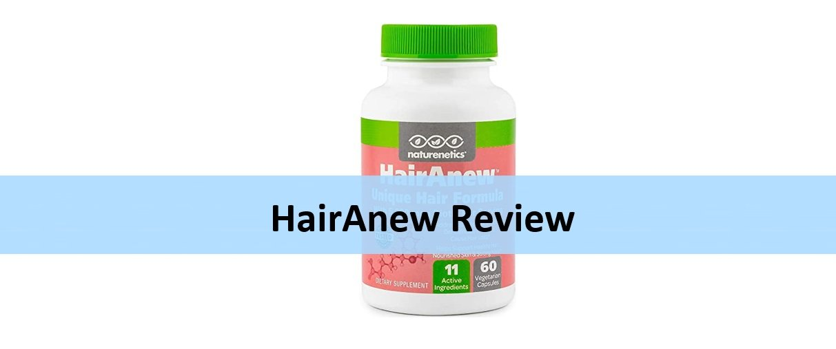 HairAnew Review
