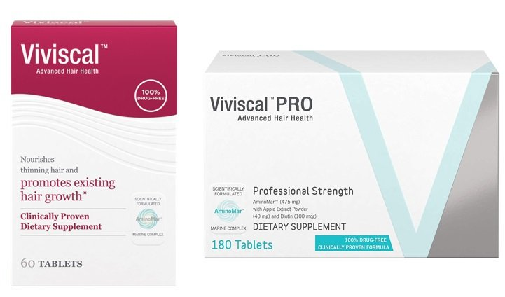Viviscal Pro vs Regular