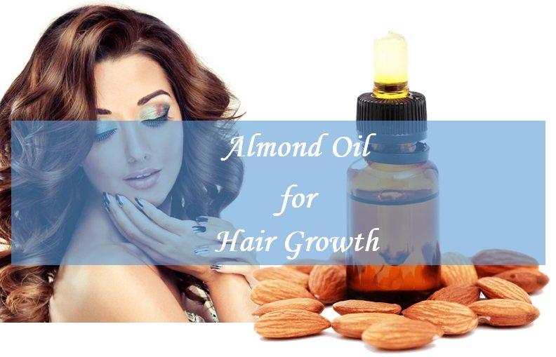 Almond Oil Hair Growth