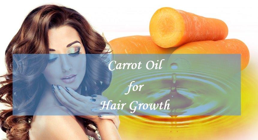 Carrot Oil Hair
