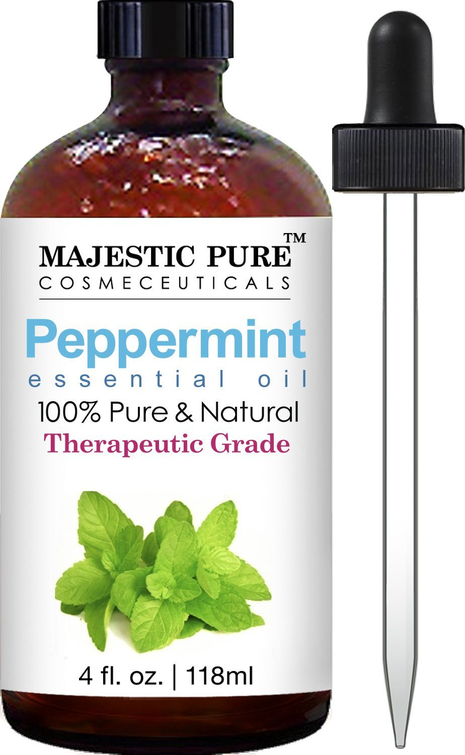 Majestic Pure Peppermint Oil