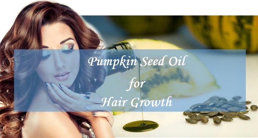 Pumpkin Seed Oil Hair