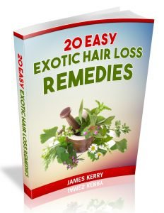 easy Hair Loss remedies eBook