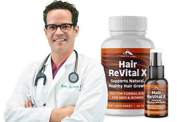 Zenith Labs Dr Ryan Shelton