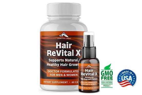 Hair Revital X non GMO