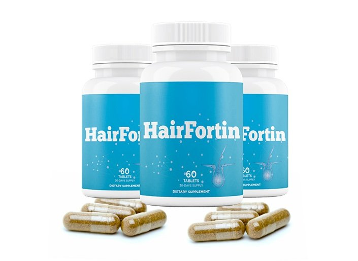 Hair Fortin Pills