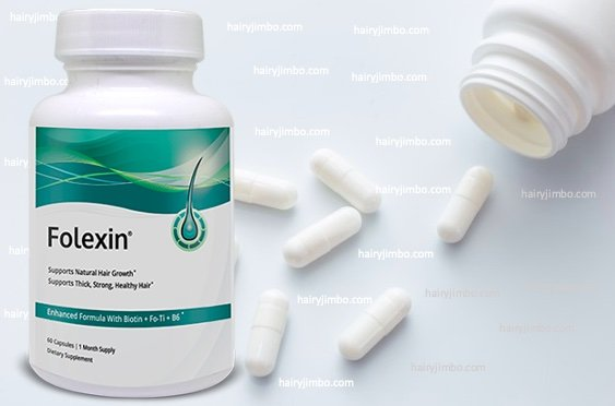 Folexin Bottle and Capsules in Review article